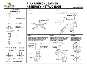 Assembly Instructions Thumbnail