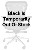 Rika Chair - Black leather is out of stock